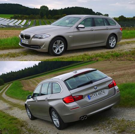 BMW Touring: престижная универсальность. — фото 1