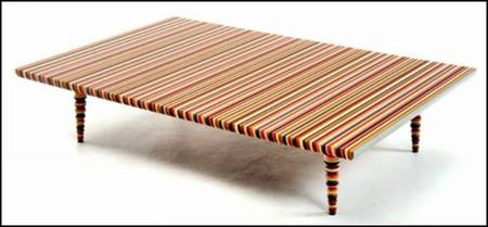 Яркие краски интерьера - мебель Hybrid Furniture от Marton & Alle. — фото 6