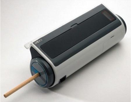 Принтер P&P: вместо картриджей – графитовые карандаши. — фото 2