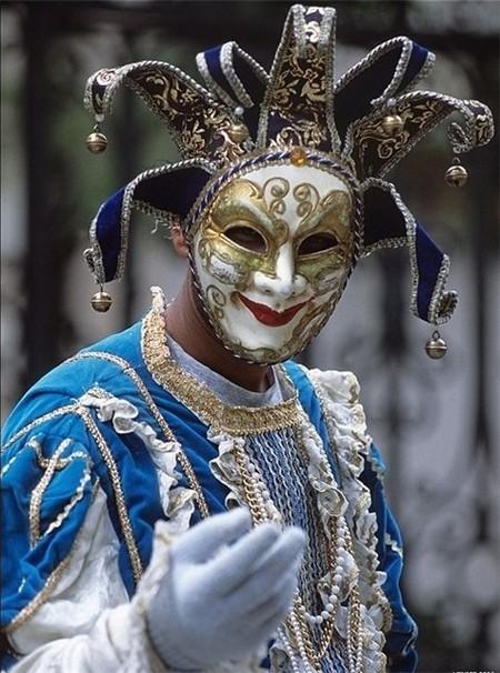 Лица праздничной Венеции… — фото 4