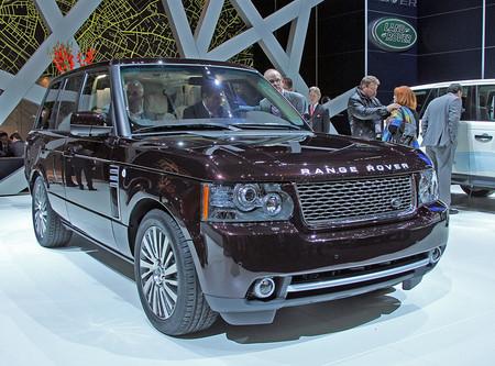 """""""Лимузиновый"""" джип от Range Rover — фото 1"""