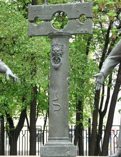 Памятник на Болотной в Москве. Чтобы уберечь детей от пороков взрослых — фото 5