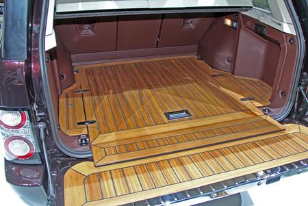 """""""Лимузиновый"""" джип от Range Rover — фото 5"""