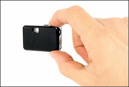 Mame-Cam DX – универсальный фотоаппарат – со спичечный коробок. — фото 6