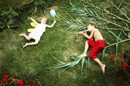 Фотографии настоящего счастливого детства. — фото 1