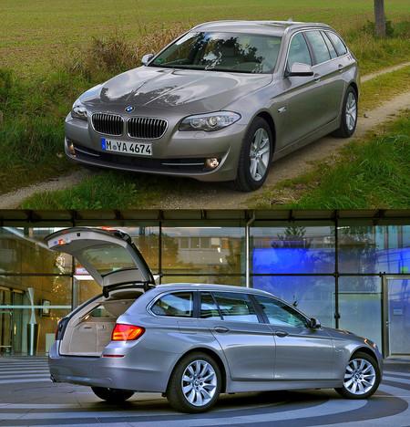 BMW Touring: престижная универсальность. — фото 4