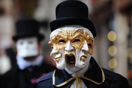 Лица праздничной Венеции… — фото 3