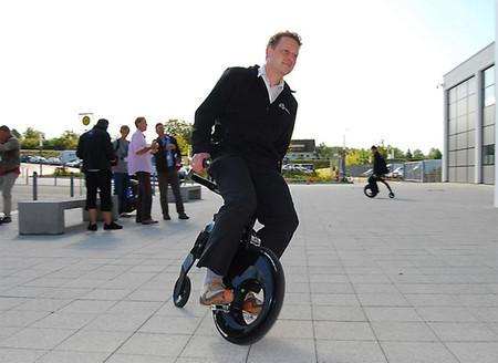 "Велосипед Yike Bike - электрический ""малыш"". — фото 2"