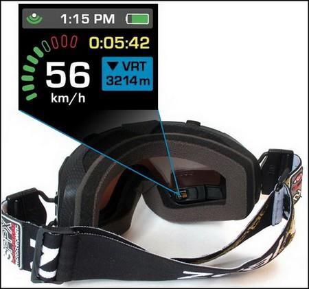 Zeal Optics – «умные» очки для лыжника. — фото 2