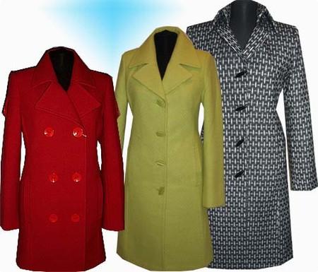 Плотная ткань на пальто ::