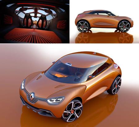 Renault Captur: пока только — один.