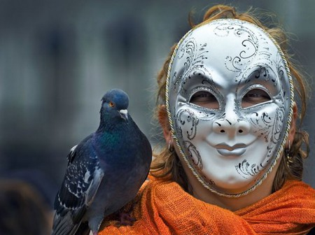 Лица праздничной Венеции… — фото 6