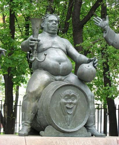 Памятник на Болотной в Москве. Чтобы уберечь детей от пороков взрослых — фото 11