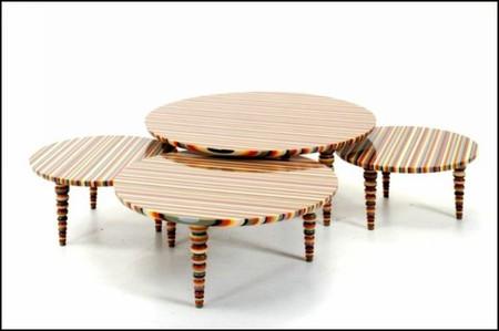 Яркие краски интерьера - мебель Hybrid Furniture от Marton & Alle. — фото 2