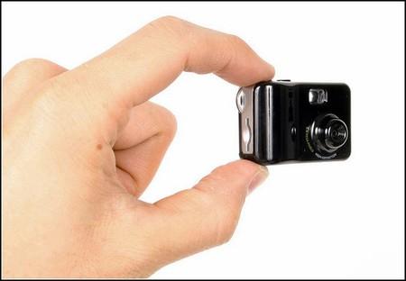Mame-Cam DX – универсальный фотоаппарат – со спичечный коробок. — фото 1