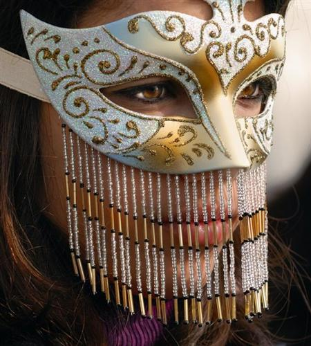 Лица праздничной Венеции… — фото 13