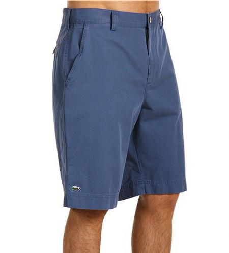 «Классические» шорты от Lacoste. — фото 1
