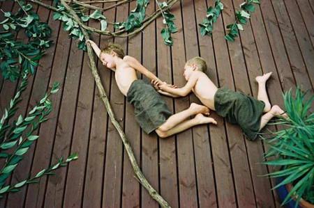 Фотографии настоящего счастливого детства. — фото 9