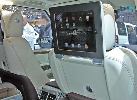 """""""Лимузиновый"""" джип от Range Rover — фото 3"""