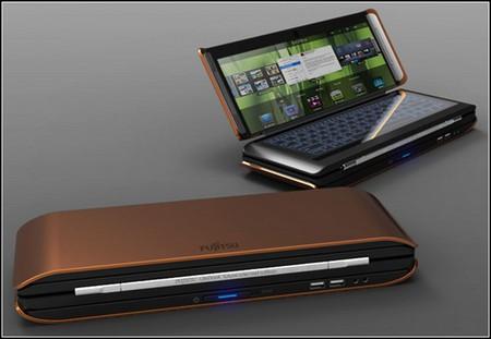 Складной карманный ноутбук Lifebook X2. — фото 2