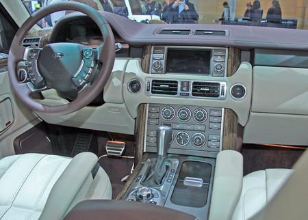 """""""Лимузиновый"""" джип от Range Rover — фото 4"""