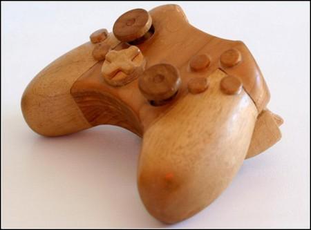 Деревянный Xbox 360 — фото 2
