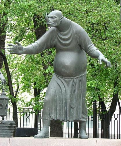 Памятник на Болотной в Москве. Чтобы уберечь детей от пороков взрослых — фото 14