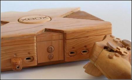 Деревянный Xbox 360 — фото 1