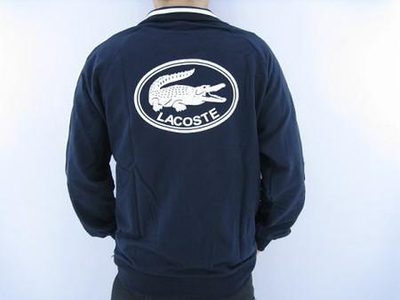 Элегантная спортивная куртка Lacoste. — фото 3