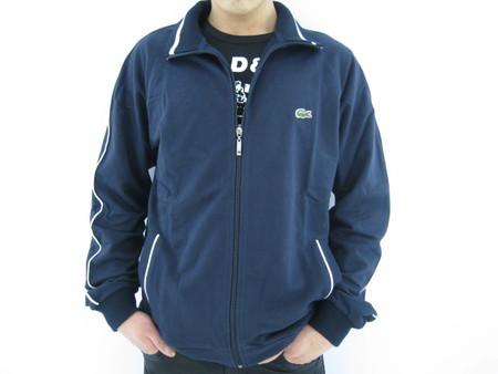 Элегантная спортивная куртка Lacoste. — фото 1