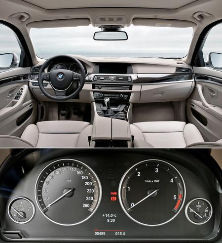 BMW Touring: престижная универсальность. — фото 6