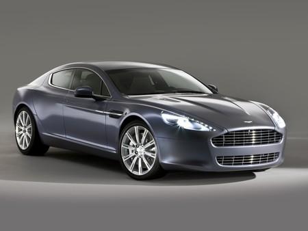 Aston Martin Rapide. Красаффчик.
