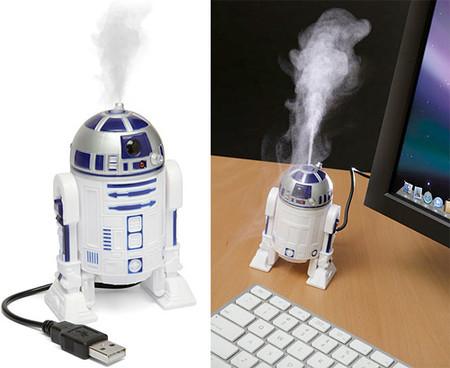 R2-D2 в действии...