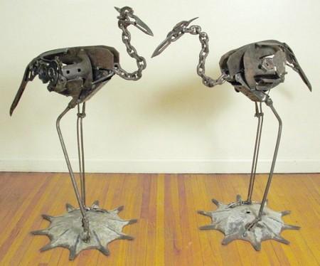 Скульптуры Sayaka Kajita Ganz: преобразовывая в красоту… — фото 6