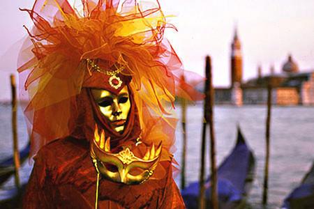 Лица праздничной Венеции… — фото 14