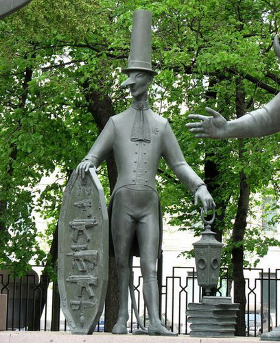 Памятник на Болотной в Москве. Чтобы уберечь детей от пороков взрослых — фото 13