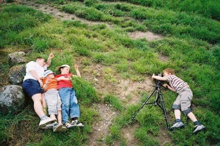 Фотографии настоящего счастливого детства. — фото 2