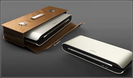 Складной карманный ноутбук Lifebook X2. — фото 3