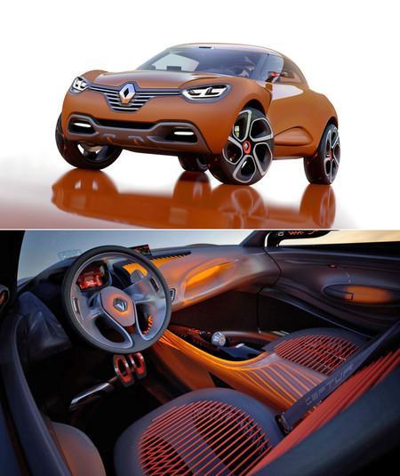 Renault Captur — фантазия голландца.