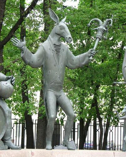 Памятник на Болотной в Москве. Чтобы уберечь детей от пороков взрослых — фото 3