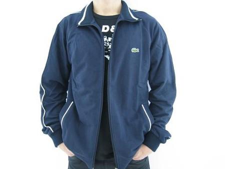 Элегантная спортивная куртка Lacoste. — фото 2