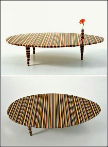 Яркие краски интерьера - мебель Hybrid Furniture от Marton & Alle. — фото 3