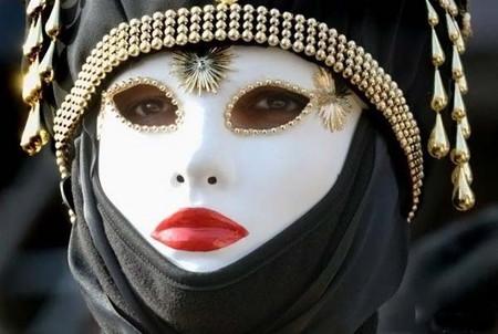 Лица праздничной Венеции… — фото 10