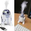 Дроид-революционер R2-D2 подрабатывает на пенсии увлажнением воздуха.