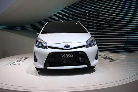 Новый Yaris для европейцев от Toyota — фото 1