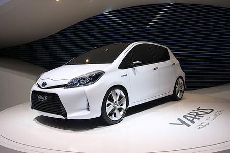 Новый Yaris для европейцев от Toyota — фото 4
