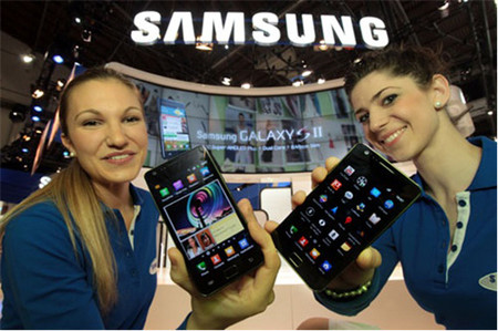 Самый стройный Galaxy S II от Samsung — фото 1