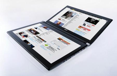 Acer Iconia – два экрана в одном ноутбуке — фото 3