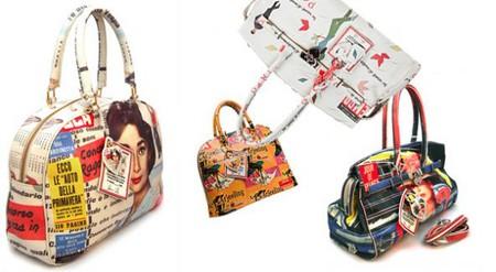 Дизайнерские сумки Bags Art от Massimo Trulli — фото 1