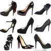 Классические черные туфли всегда в моде